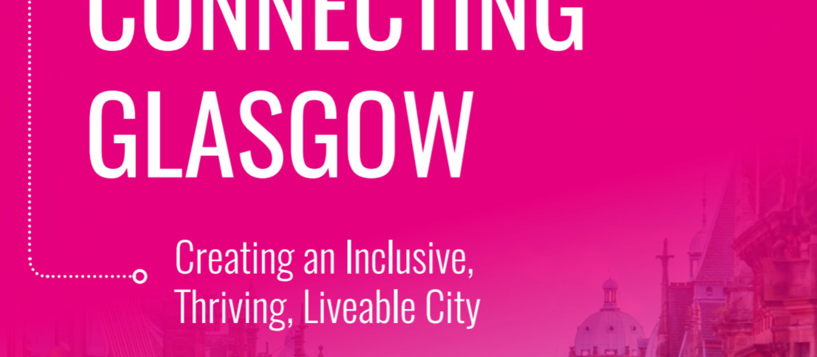 Connecting Glasgow report published