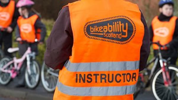 Volunteer Bikeability Trainer