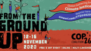 From the Ground Up: Global Gathering for Climate Justice