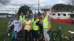 Case study - adult led cycle ride no 4