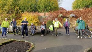 Case Study - adult led cycle ride no 2
