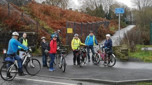 Case study - adult led cycle rides no 5