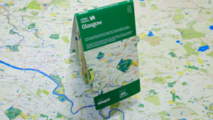Glasgow Urban Nature map launched
